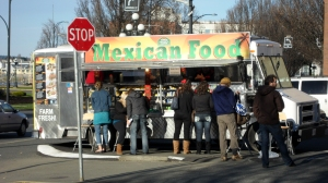 Mexican food in Canada