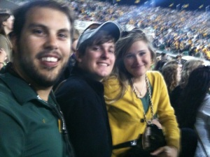 Baylor Homecoming 2011